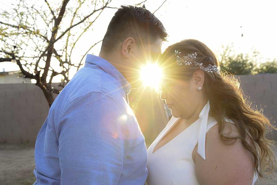 Servicio de Fotografía para bodas en Sedona AZ