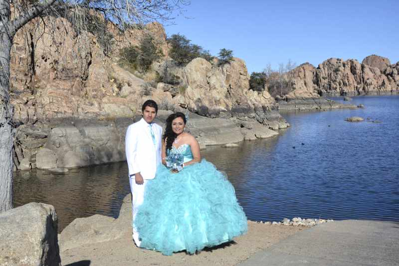 Fotógrafo profesional para bodas y quince años Sedona AZ
