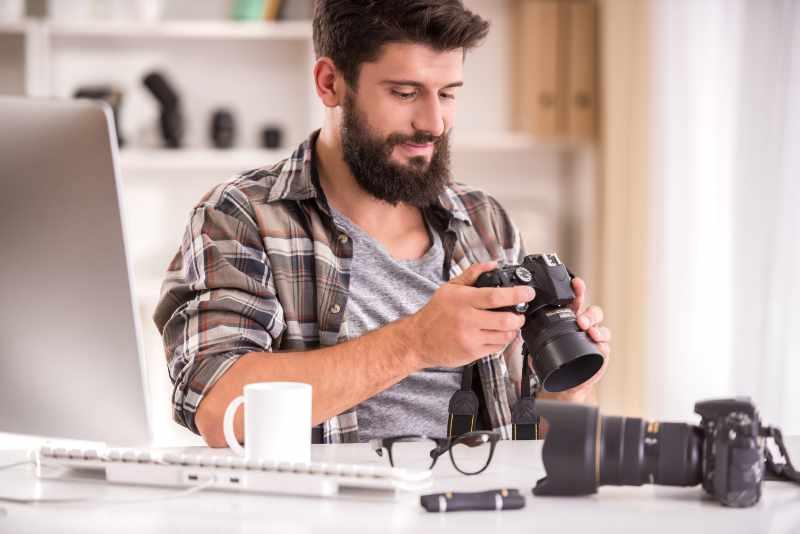 Fotógrafo profesional de iAZ Photo Studio en Arizona