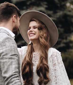 Sesión de foto en Pareja para bodas