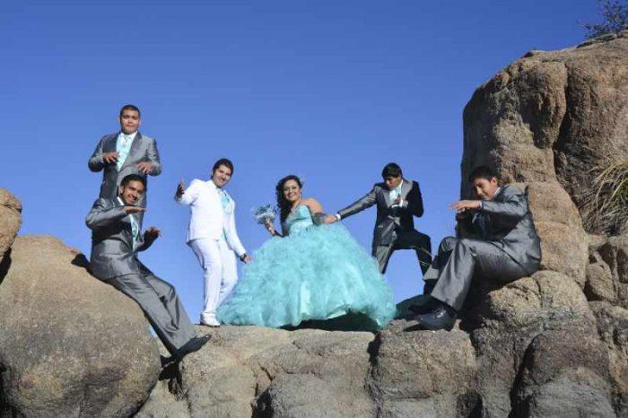 Fotógrafo profesional para bodas y quinceañera en Sedona AZ